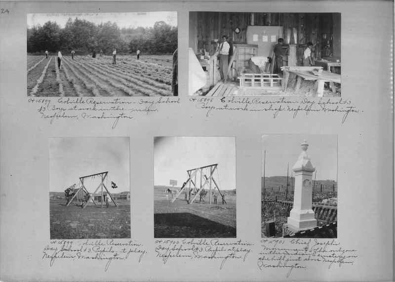 Mission Photograph Album - Indians #2 page_0024