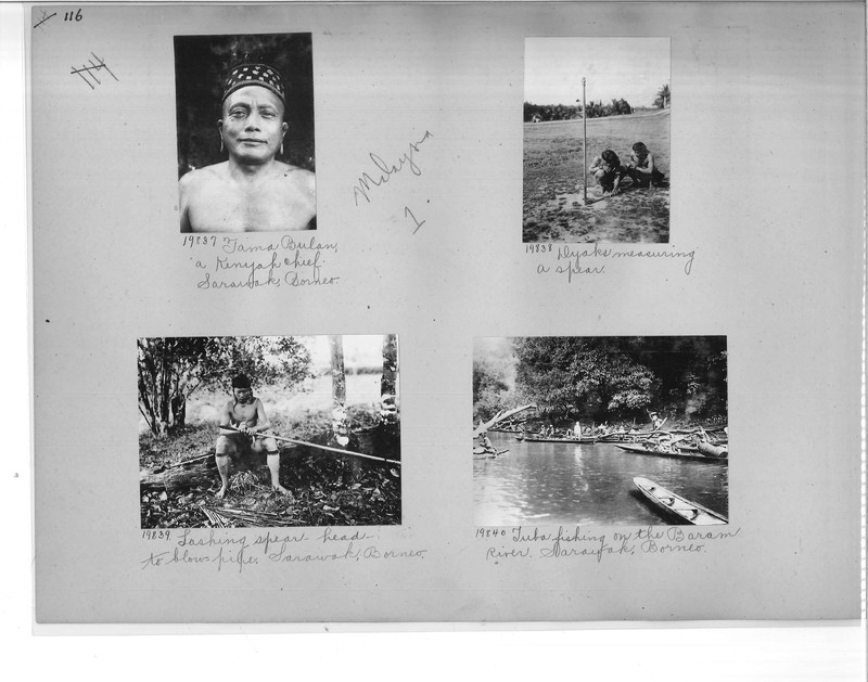 Mission Photograph Album - Malaysia #1 page 0116