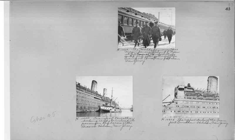 Mission Photograph Album - Cities #5 page 0043
