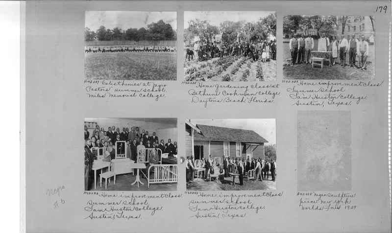 Mission Photograph Album - Negro #6 page 0179