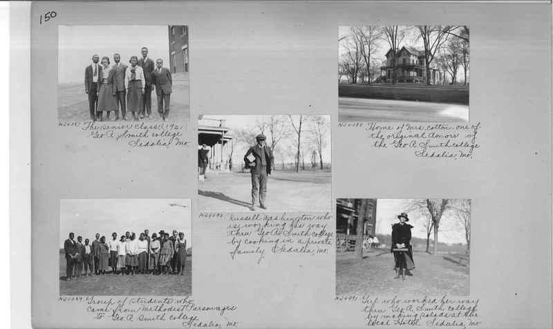 Mission Photograph Album - Negro #3 page 0150