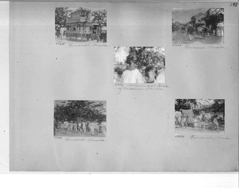 Mission Photograph Album - Malaysia #4 page 0195