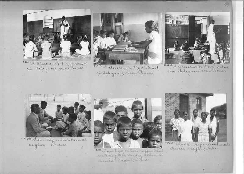 Mission Photograph Album - India #13 Page 0119