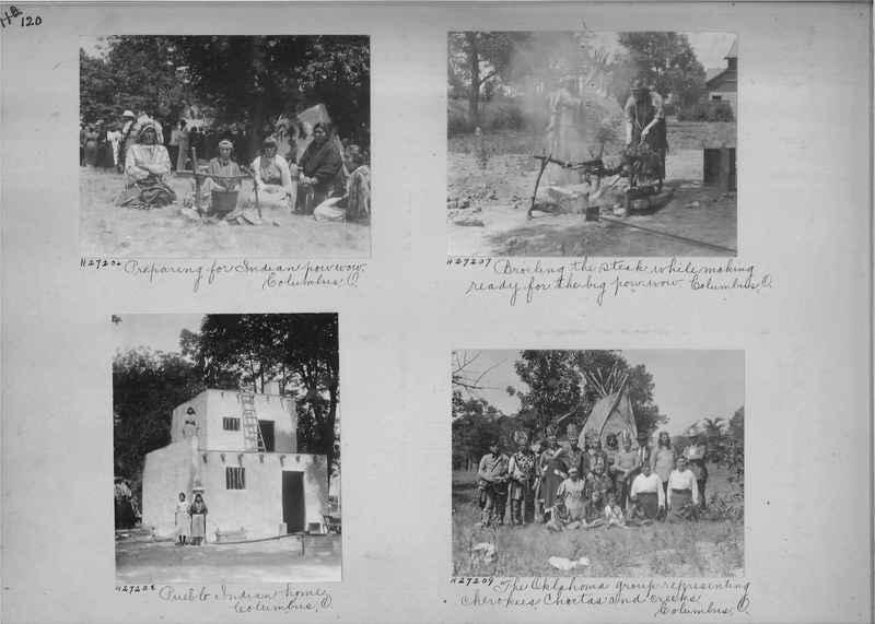Mission Photograph Album - Indians #2 page_0120