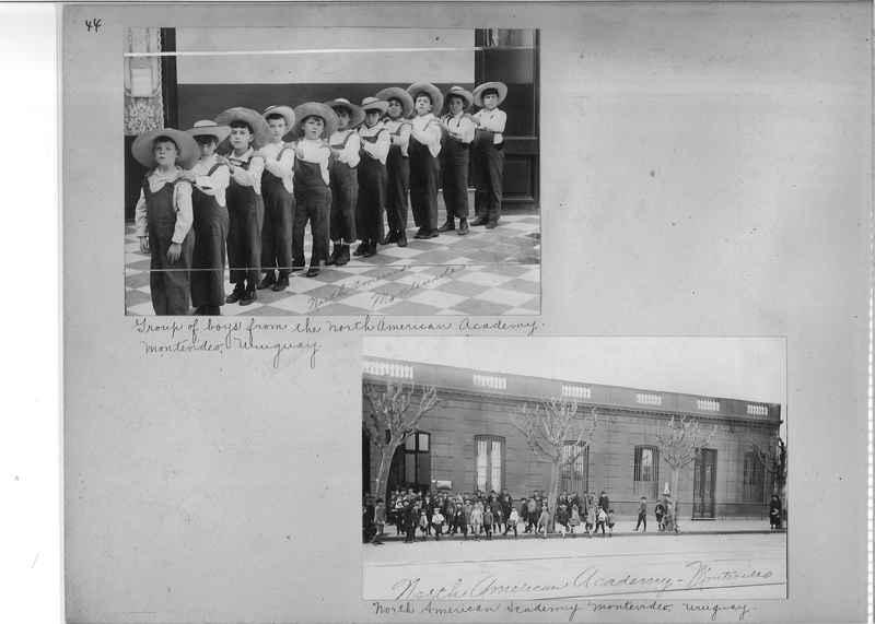 Mission Photograph Album - South America O.P. #3 page 0044