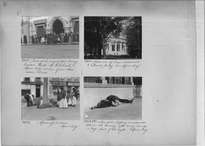 Mission Photograph Album - Mexico #06 page 0066