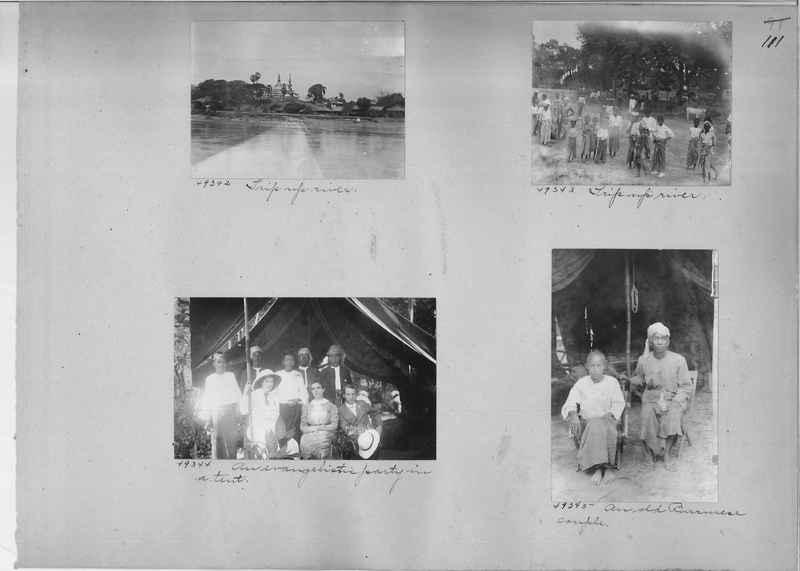 Mission Photograph Album - Burma #1 page 0111