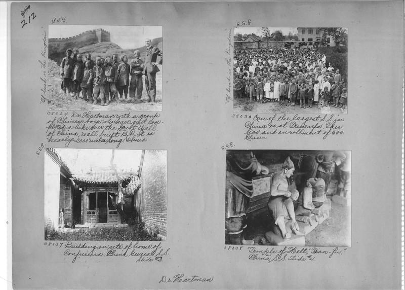 Mission Photograph Album - China #7 page 0212
