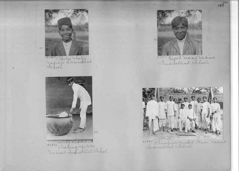 Mission Photograph Album - India #05_0237