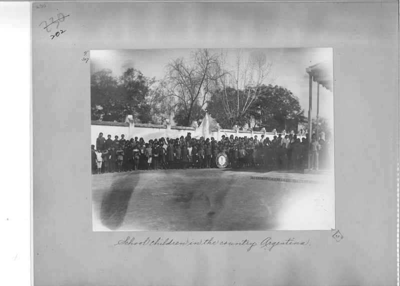 Mission Photograph Album - South America O.P. #2 page 0202