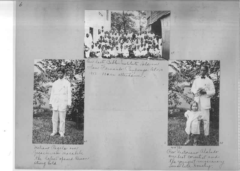 Mission Photograph Album - Philippines OP #01 page 0006