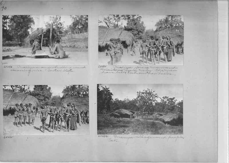 Mission Photograph Album - India #08 Page 0070