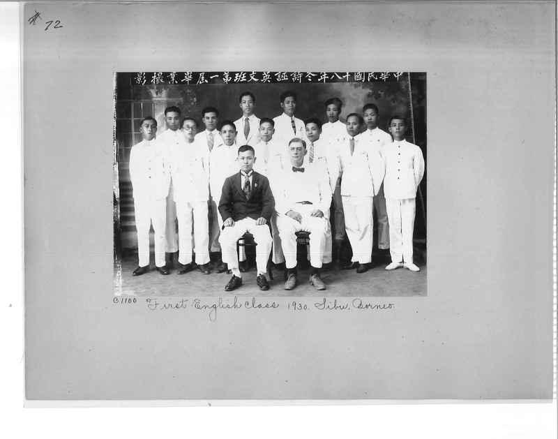Mission Photograph Album - Malaysia #7 page 0072