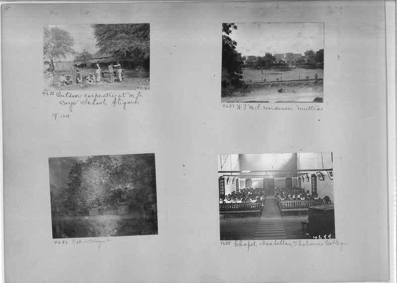 Mission Photograph Album - India #01 page 0156