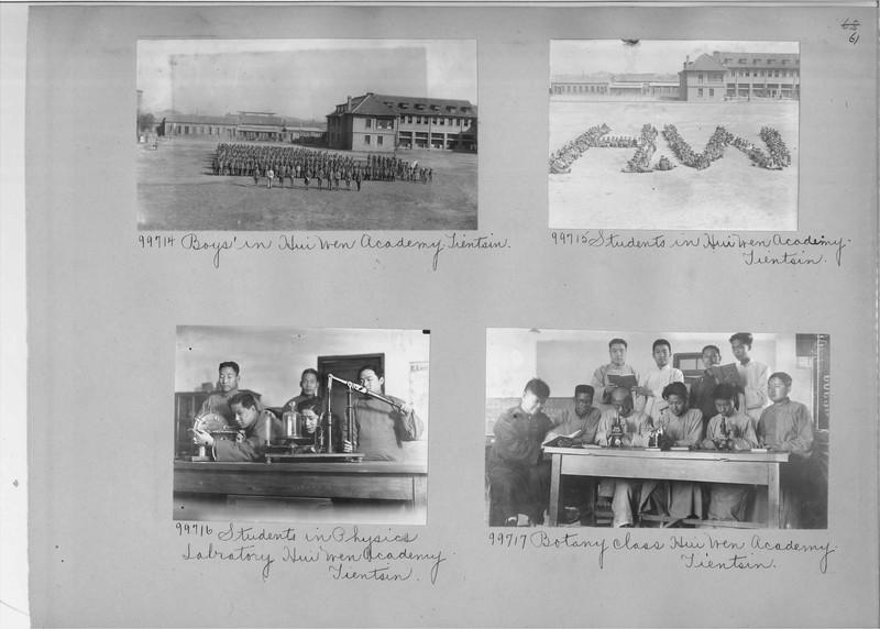 Mission Photograph Album - China #15 page 0061