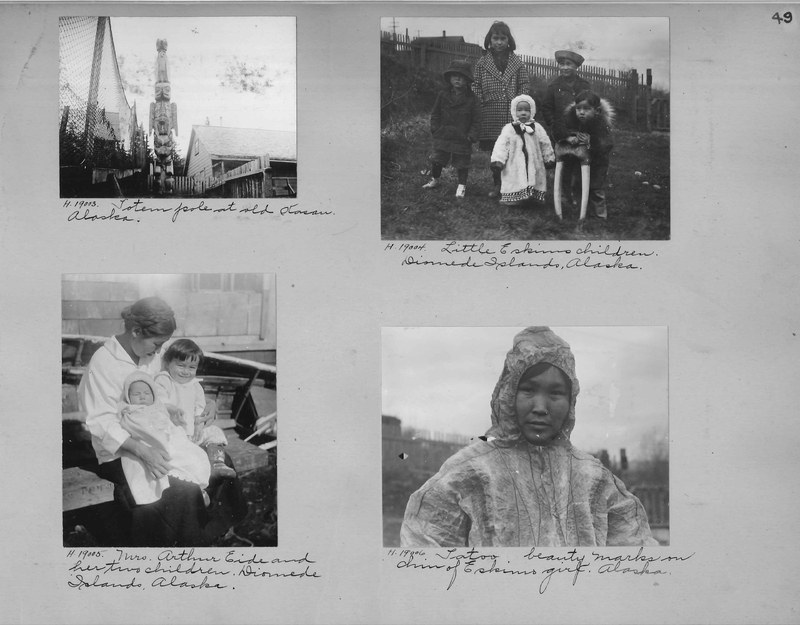 Mission Photograph Album - Alaska #1 page 0049