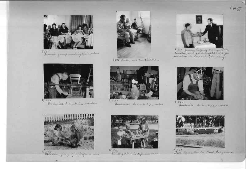 Mission Photograph Album - Cities #18 page 0125