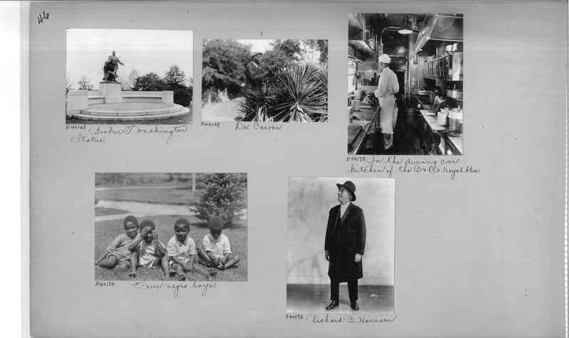 Mission Photograph Album - Negro #6 page 0046