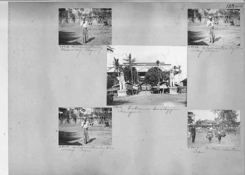Mission Photograph Album - Burma #1 page 0129