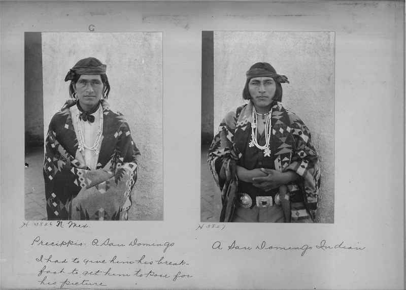 Mission Photograph Albums - Indians #1 page 0058