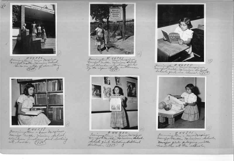 Mission Photograph Albums - Indians #3 Page_0046