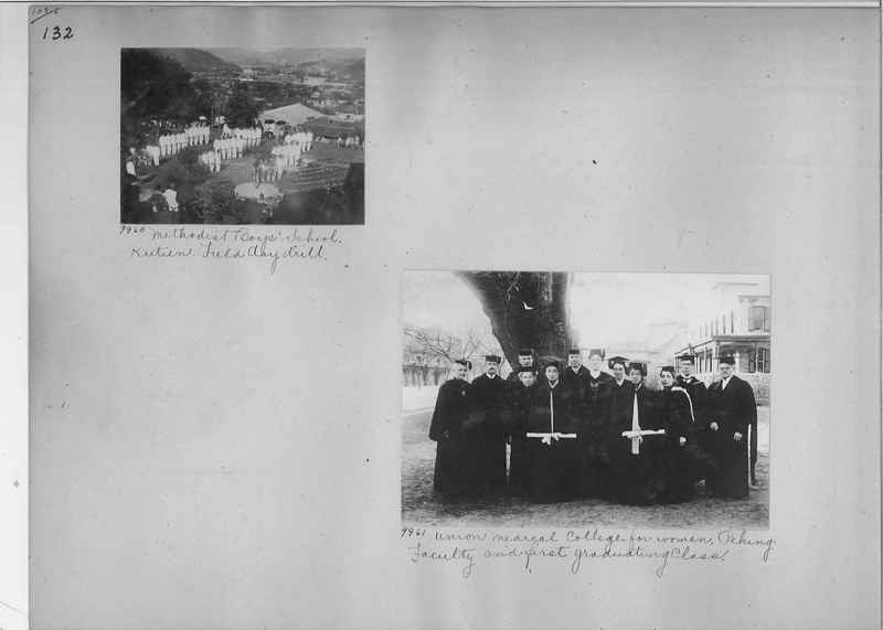 Mission Photograph Album - China #2 page  0132