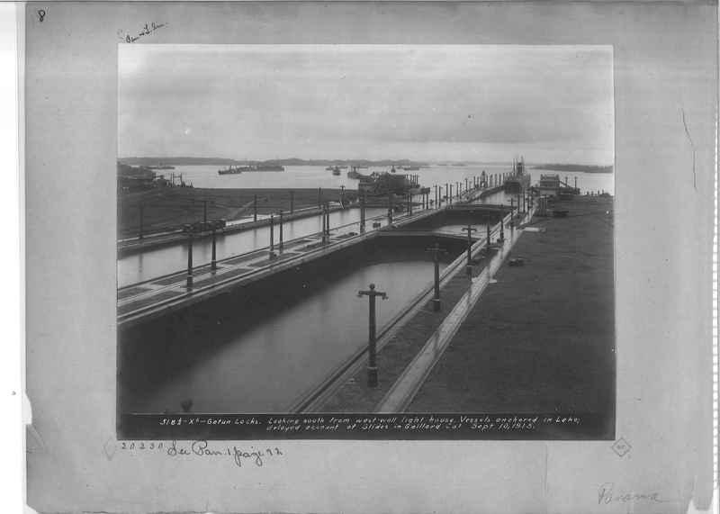 Mission Photograph Album - Panama OP #01 0008
