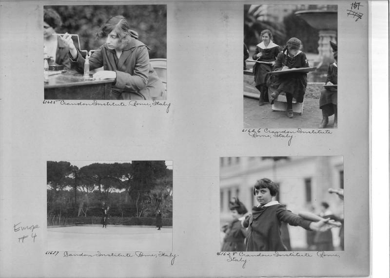 Mission Photograph Album - Europe #04 Page 0151