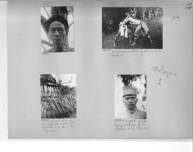 Mission Photograph Album - Malaysia #1 page 0115
