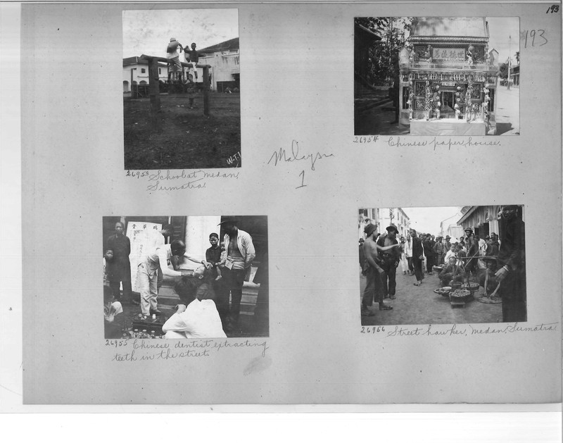 Mission Photograph Album - Malaysia #1 page 0193