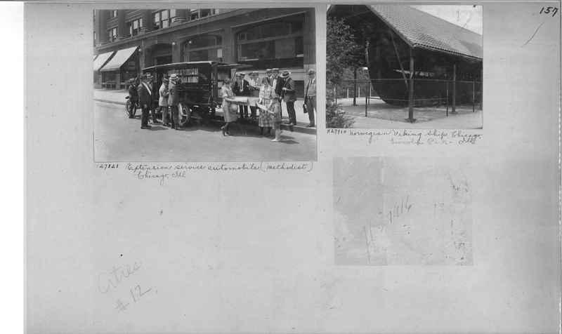 Mission Photograph Album - Cities #12 page 0157