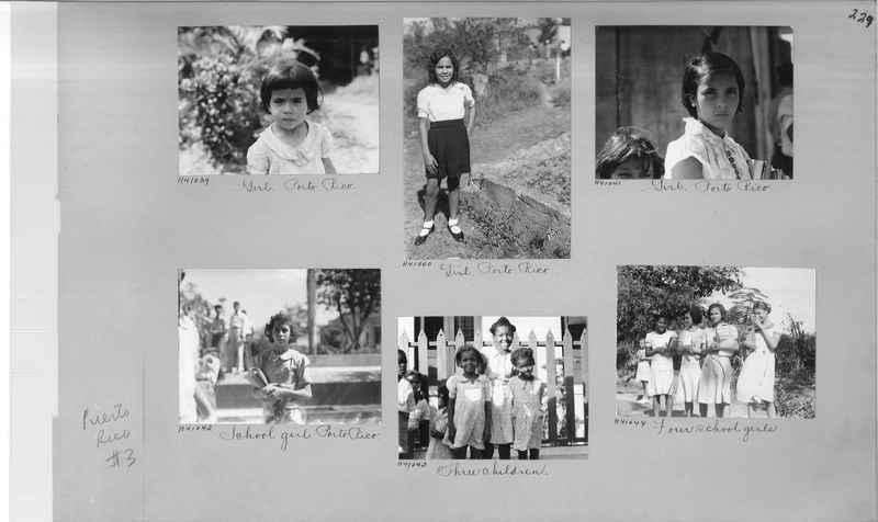 Mission Photograph Album - Puerto Rico #3 page 0229
