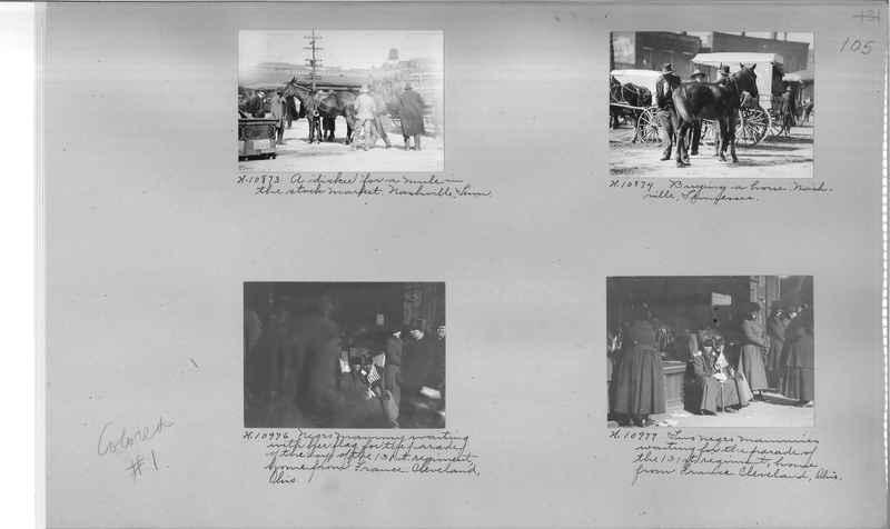 Mission Photograph Album - Negro #1 page 0105