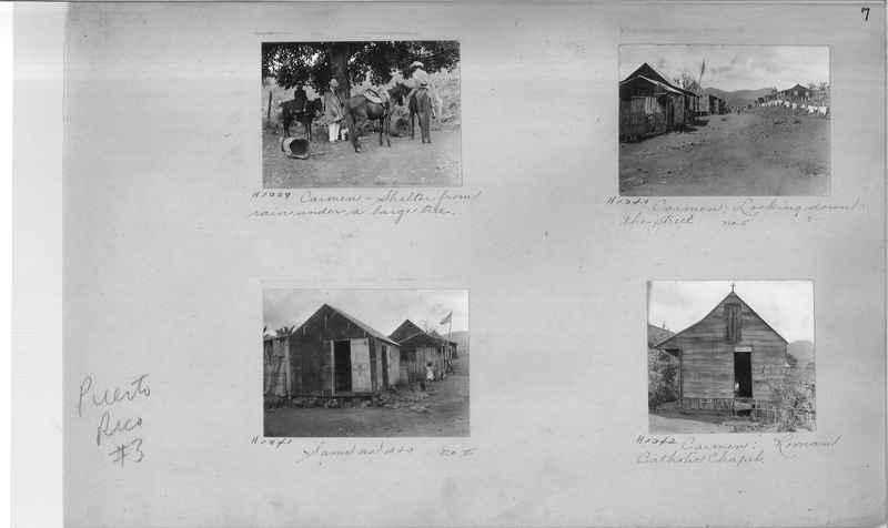 Mission Photograph Album - Puerto Rico #3 page 0007