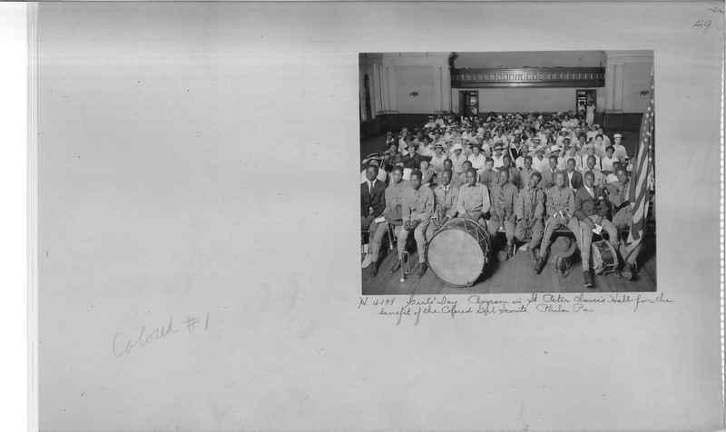 Mission Photograph Album - Negro #1 page 0049