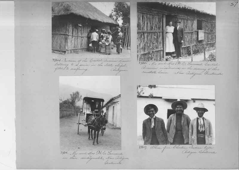 Mission Photograph Album - Panama #04 page 0057