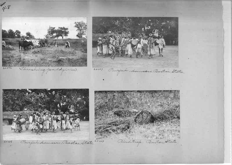 Mission Photograph Album - India #08 Page 0048