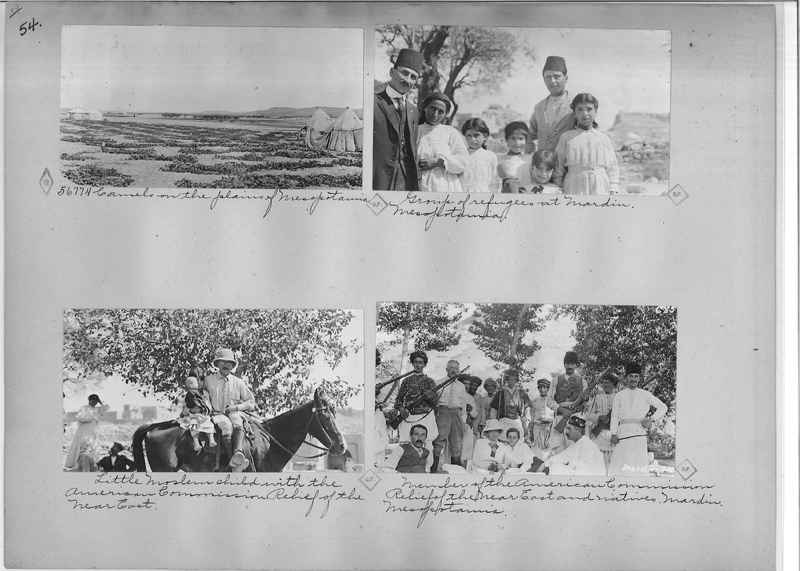 Mission Photograph Album - Western Asia - O.P. - #01 page_0054