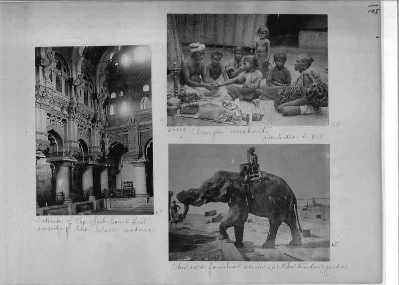 Mission Photograph Album - India - O.P. #01 Page 0105