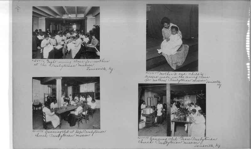 Mission Photograph Album - Negro #3 page 0214