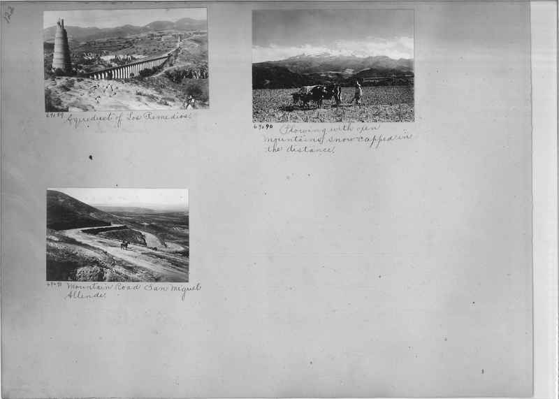 Mission Photograph Album - Mexico #04 page 0122
