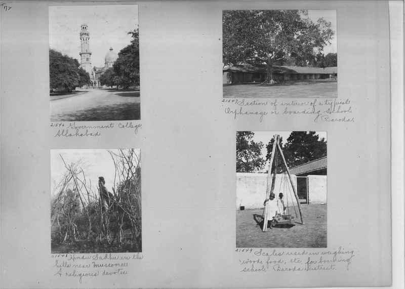 Mission Photograph Album - India #03 page_0072