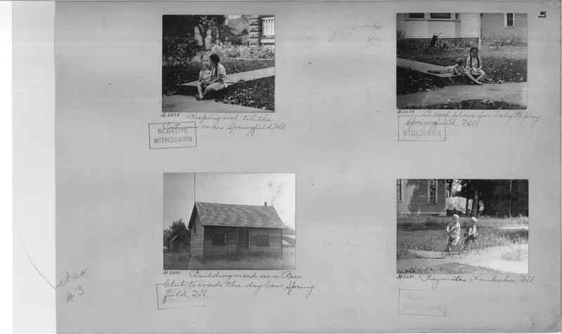Mission Photograph Album - Cities #3 page 0005