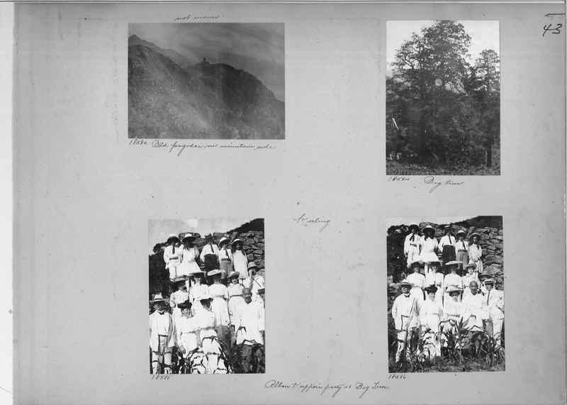 Mission Photograph Album - China #5 page 0043