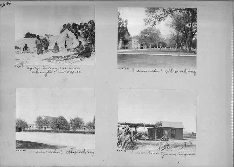Mission Photograph Album - Indians #2 page_0114