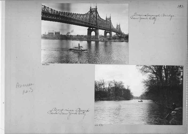 Mission Photograph Album - America #3 page 0191