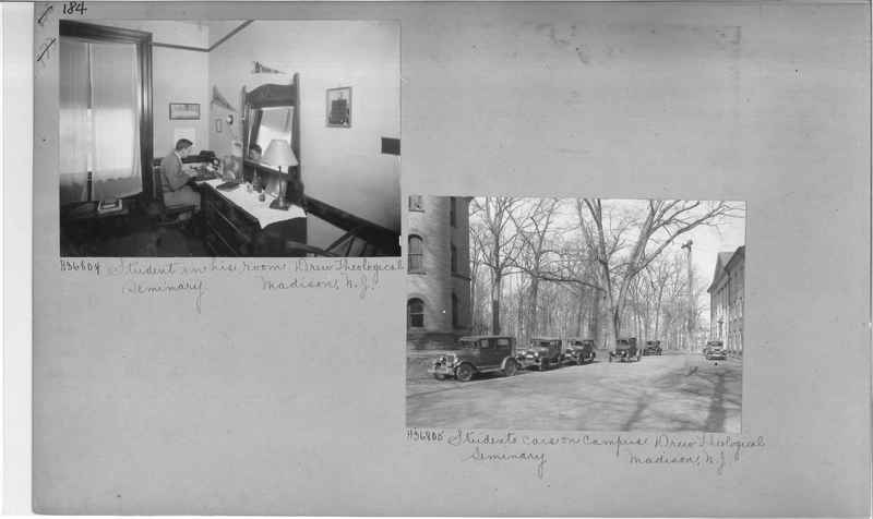 Mission Photograph Album - Education #2 page 0184