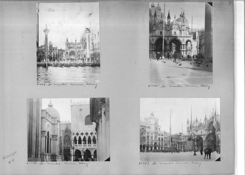 Mission Photograph Album - Europe #04 Page 0007