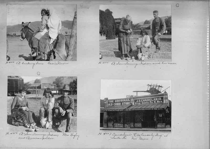 Mission Photograph Albums - Indians #1 page 0068