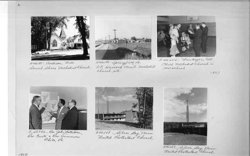 Mission Photograph Album - Church Extension #1 page 0006